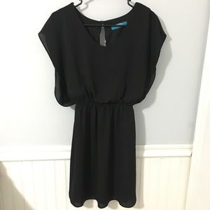 Dresses & Skirts - Black Blouson Dress